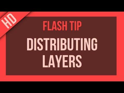Flash Tutorial: Distributing Layers