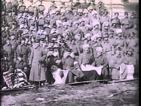The American Expeditionary Forces in Siberia (WWI Documentary)