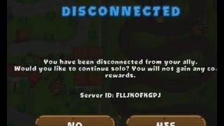 BTD5 Mobile - Coop with Rick #2 - Dual Comm - Disconnected