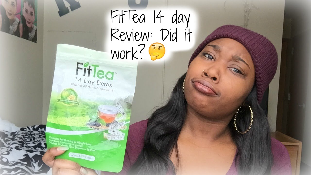 Skinny Fit Tea Does It Work Fit Tea 14 Day Review Teatox