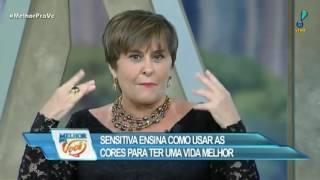 Márcia Fernandes - CROMOTERAPIA - Programa Melhor pra Você - 21/11/16