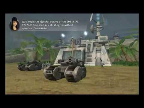 Battalion Wars 2 Solar Empire Mission 3 S RANK