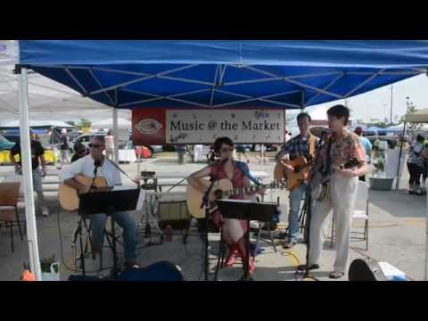 Illinois Lt. Governor Simon Performs at theFarmers Market