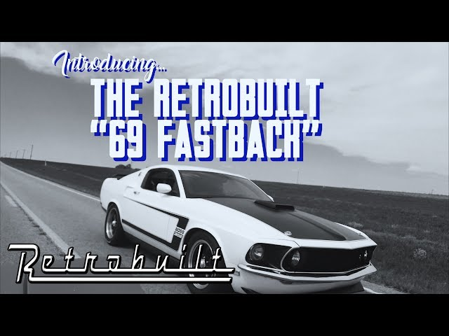 CHASE #1: The 69 Fastback