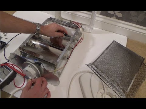 Trying to FIX a Faulty Halogen Heater