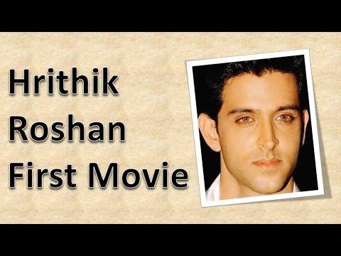 Hrithik Roshan First Movie - YouTube