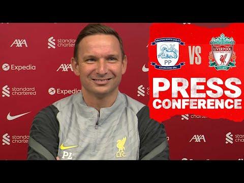 Pep Lijnders' pre-match press conference | Preston North End