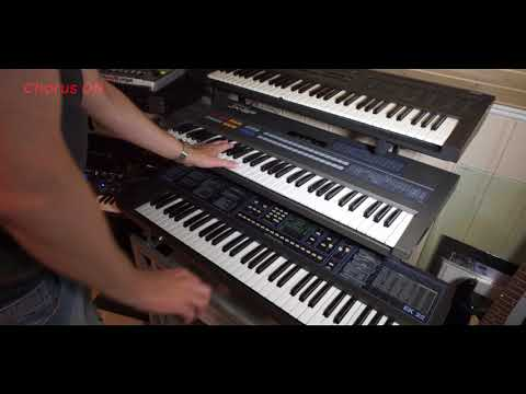 Vintage Analog Synths - pads/strings shoot-out - old-school synth-pop tutorial/workflow