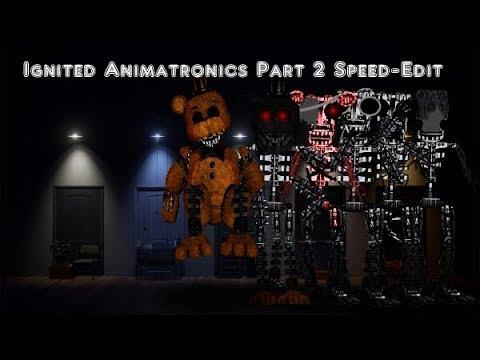 Ignited Animatronics Part 2   Speed-Edit