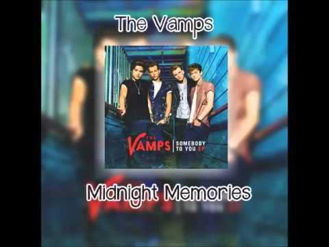 The Vamps - Somebody To You - EP (FULL ALBUM)