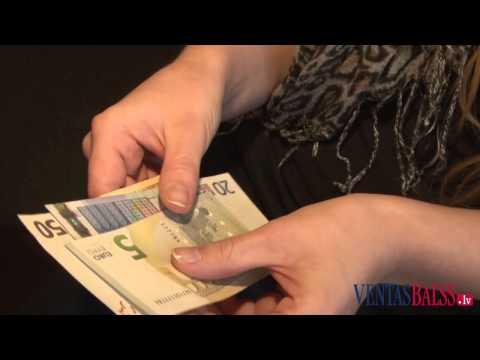 «Ventas Balss» Pētījums: Kas Dzīvo Uz Banknotēm?