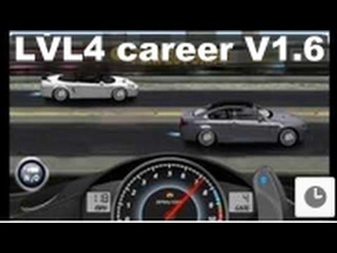 Drag Racing win level 4 career BMW M3 E92 with 1 tune setup V1.6