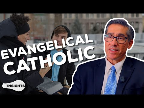 Can Catholics be Evangelical? - Dr. Francis Beckwith