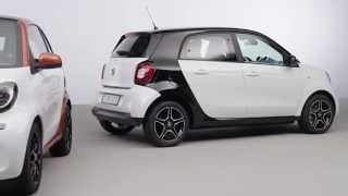 Smart Fortwo & ForFour - 2014 New Cars Video