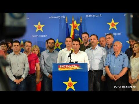 Заев: Повикувам чесните во ДУИ да ја напуштат криминалната Влада и да поддржат преодна