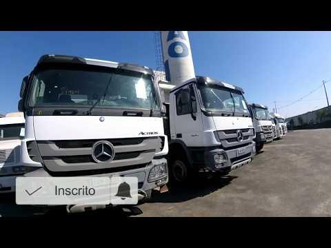 LEILÃO DE CAMINHÃO COM PREÇOS Mais de 20 Caminhões só em um leilão