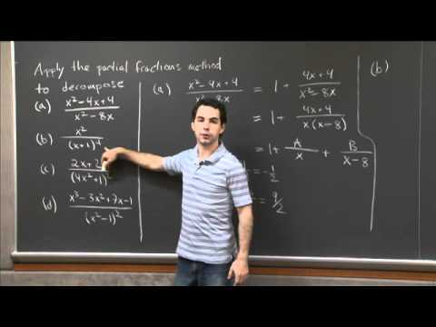 mit opencourseware calculus single variable Recitation introduction for mit 1801sc, 1802sc graphing the arctan function    mit 1801sc single variable calculus, fall 2010 thumbnail 1 language.