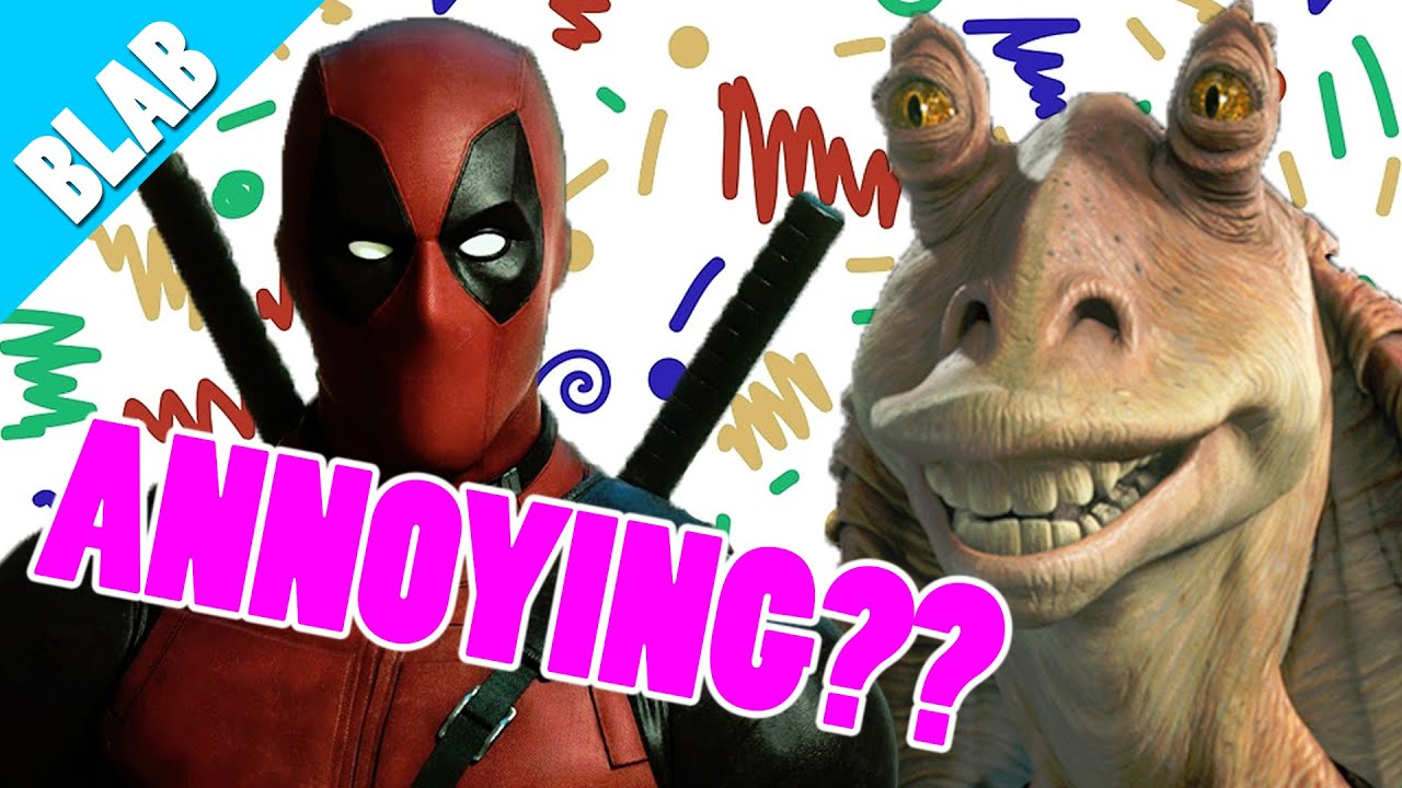 Most annoying movie characters
