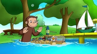 Curious George full Episodes in English Best Cartoon for kids 2017 Part 02