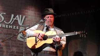 "Eric Lugosch - ""Standing On The Outside"" (M. & L. Kottke) - Live at Sixbarsjail (December 7th, 2012)"