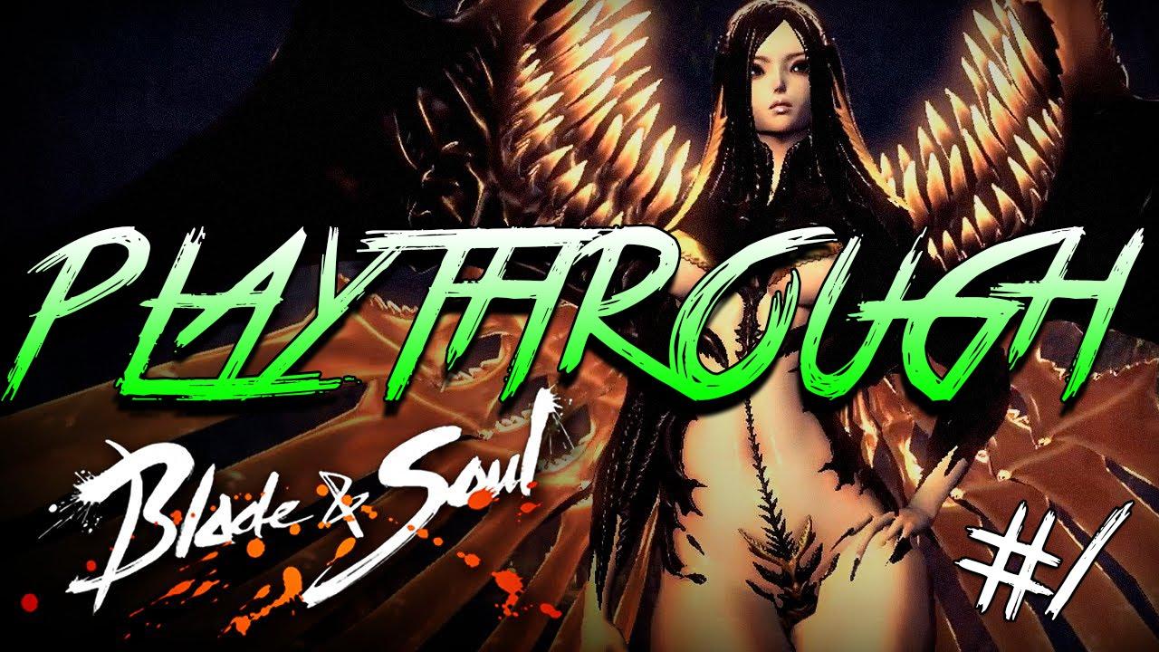 Blade & Soul - MMORPG com