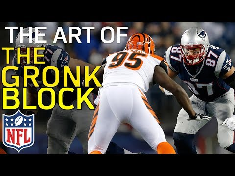 Rob Gronkowski's Most Underrated Skill | Film Review | NFL Highlights