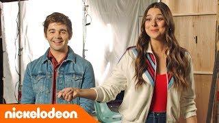 Грозная семейка | Актёры о шоу 🤗 | Nickelodeon Россия
