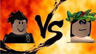 Roblox - Tower of Hell ~ CMParmy vs feis4life (Racing The Fans #3)