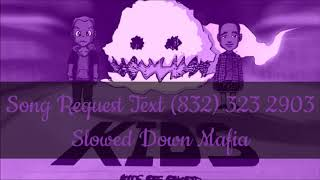 04  Kanye West Kid Cudi Extasy ft  Ty Dolla Sign Slowed Down Mafia @djdoeman