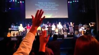 More of You Jesus, Coro Tabernaculo Cristiano