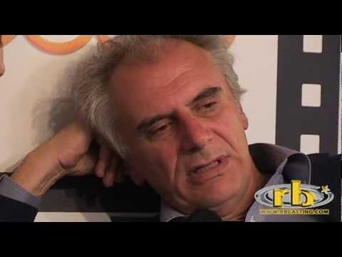MARCO RISI - Stand Il Gioco del Lotto con RB Casting al Festival di Roma 2011