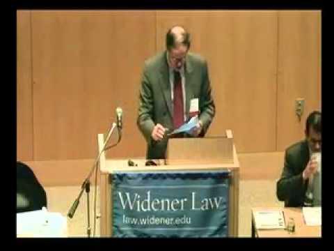 Widener Law- Senators Tom Carper and Chris Coons Speak at Delaware Tax Institute