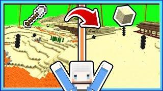 【Minecraft | 渾沌昆蟲】#26  挖沙填沙 對 你沒聽錯 ❗  打造新地形????