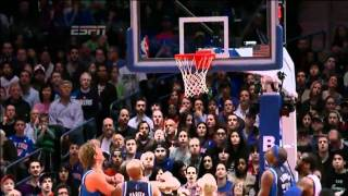 Jeremy Lin 28 PTS,14 AST,5 ST [Knicks vs Mavericks] Highlights 2/19/2012 (HD) 林書豪