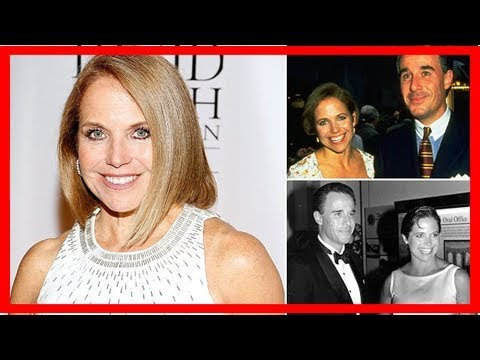 Katie Couric pens tribute to husband, Jay Monahan, who died of cancer