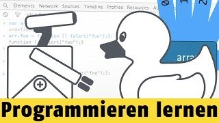 Was ist Objektorientiertes Programmieren?   Programmieren lernen mit JavaScript #22
