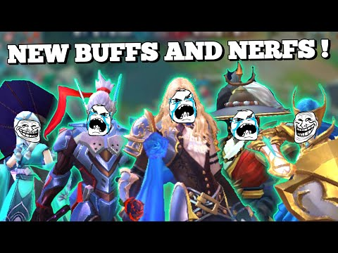 THE END OF LANCELOT | NEW BUFFS AND NERFS ON NEW UPDATE | MOBILE LEGENDS