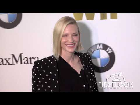 Cate Blanchett at Women In Film 2016 Crystal Lucy Awards