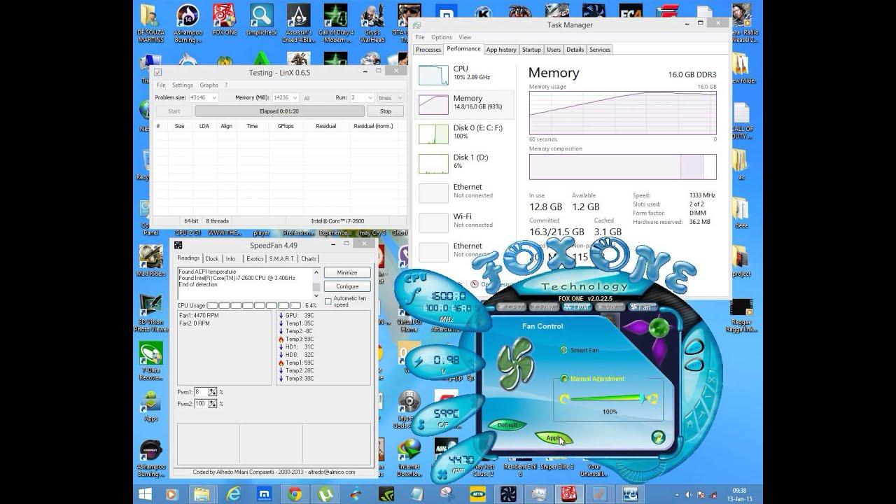 linx cpu stress test download