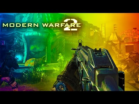 UAV ONLINE! - Call of Duty MW2 Gameplay!