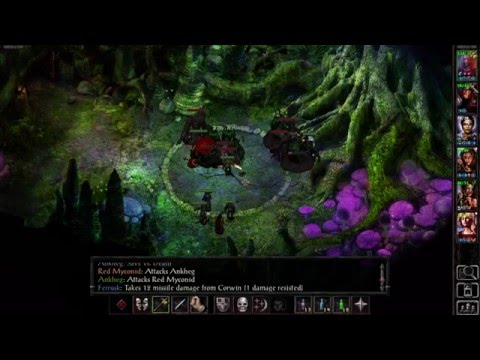Baldur's Gate: Siege of Dragonspear - E34 Underground River