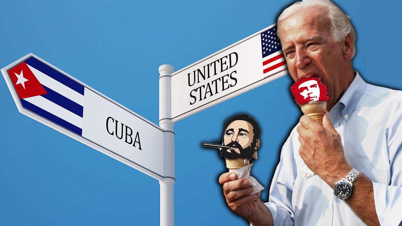 JOE BIDEN TRAICIONÓ a CUBA???