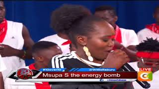 Msupa S show on the ten #10Over10