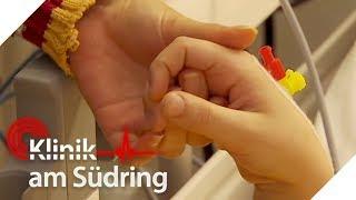 Paul (5) hat seltene Krankheit: Sein Körper richtet sich gegen ihn! | Klinik am Südring | SAT.1 TV