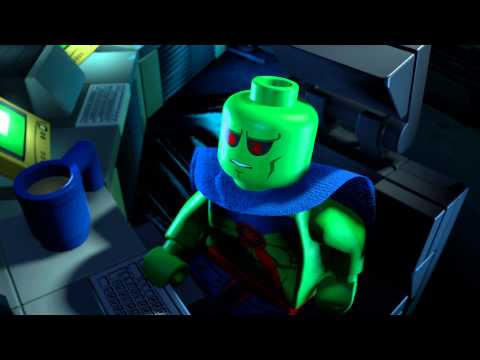 Lego Batman: The Movie - DC Super Heroes Unite - Trailer
