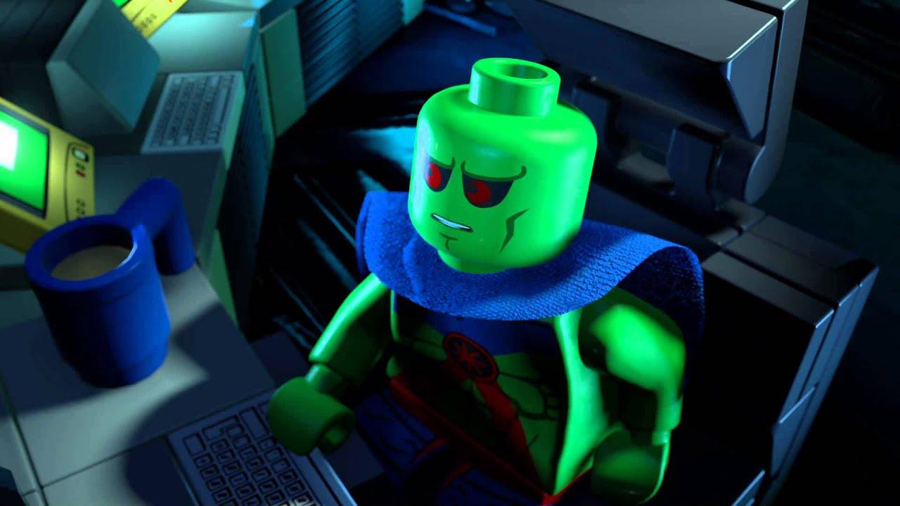 Lego Batman The Movie: DC Super Heroes Unite