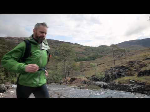 "Running Scotland's Notorious An Teallach ""The Forge"""