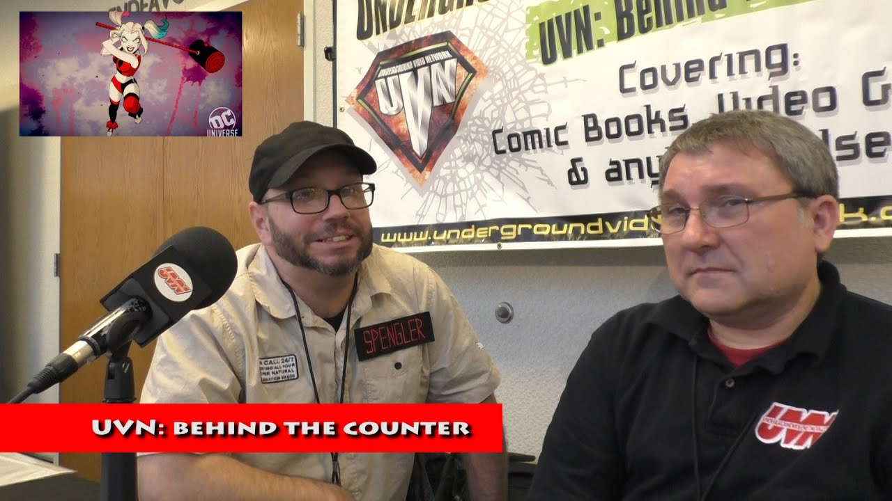 UVN: Behind the Counter 481