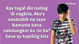 Repeat youtube video Kamusta Ka - Daniel Padilla (Lyrics Video)
