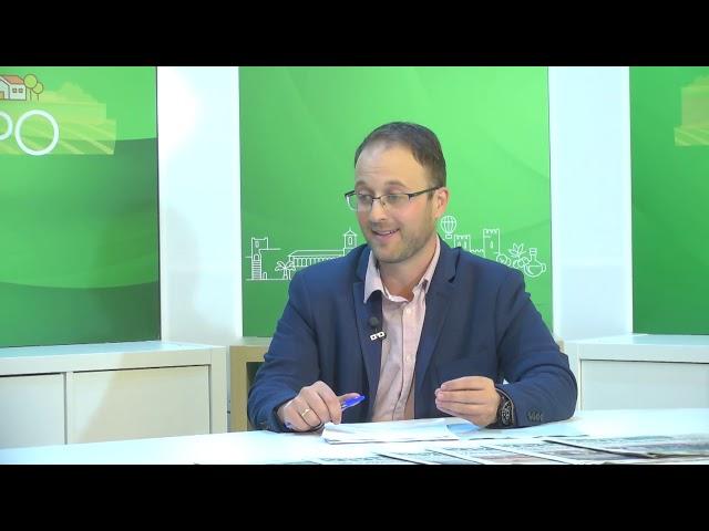 VIVIR EN CONEXIÓN |||  Entrevista a Erik Domínguez número 2 de la candidatura del PP